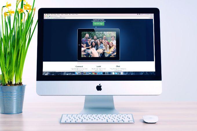 Create an official website