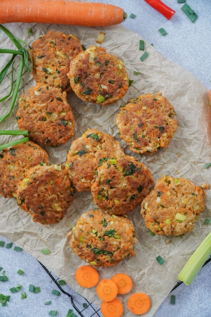 Potato and Meat Cutlets