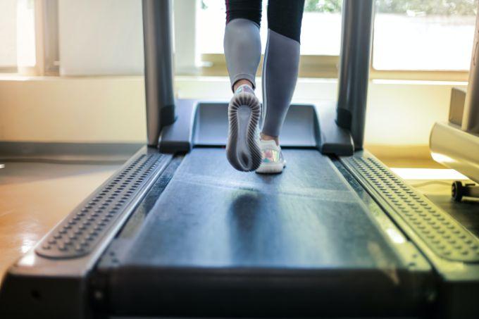 Use a Treadmill