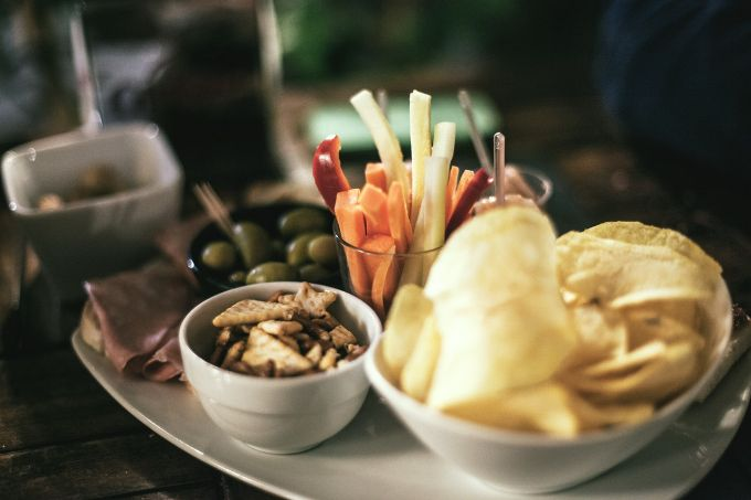 Boost your mood with your favorite snacks