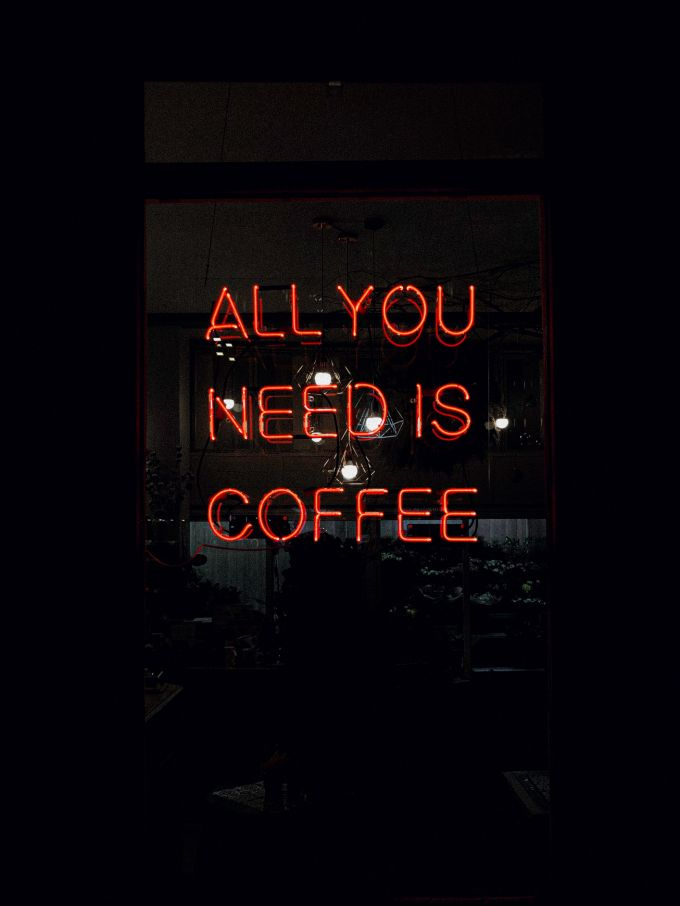 Consume Coffee