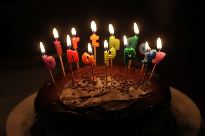 Cake at 12 O' clock