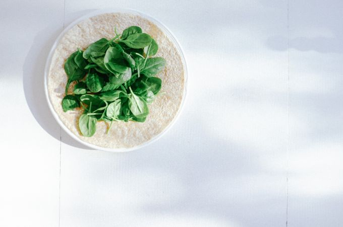 Load up on leafy greens