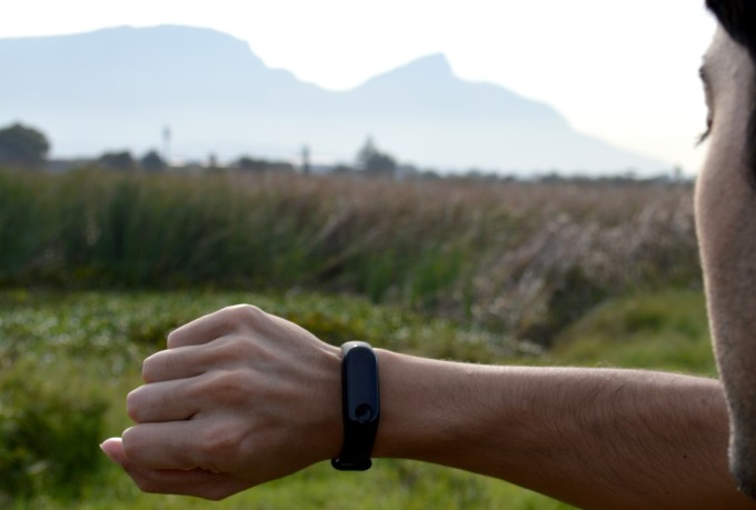 Buy a fitness band