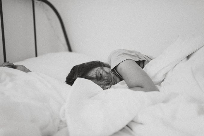 Use your bed for sleep and intimacy