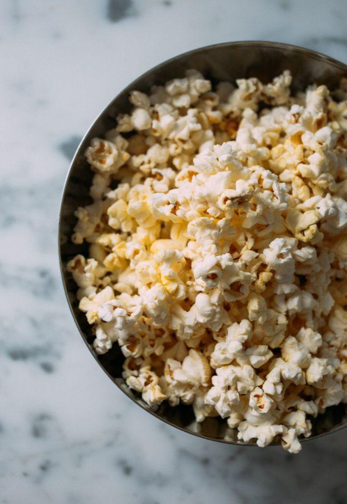 Popcorn Proposal