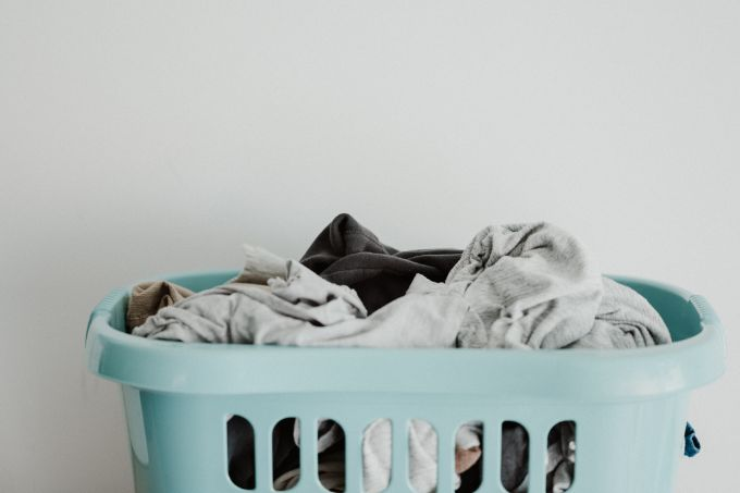 Use a Heavy-Duty Laundry Detergent