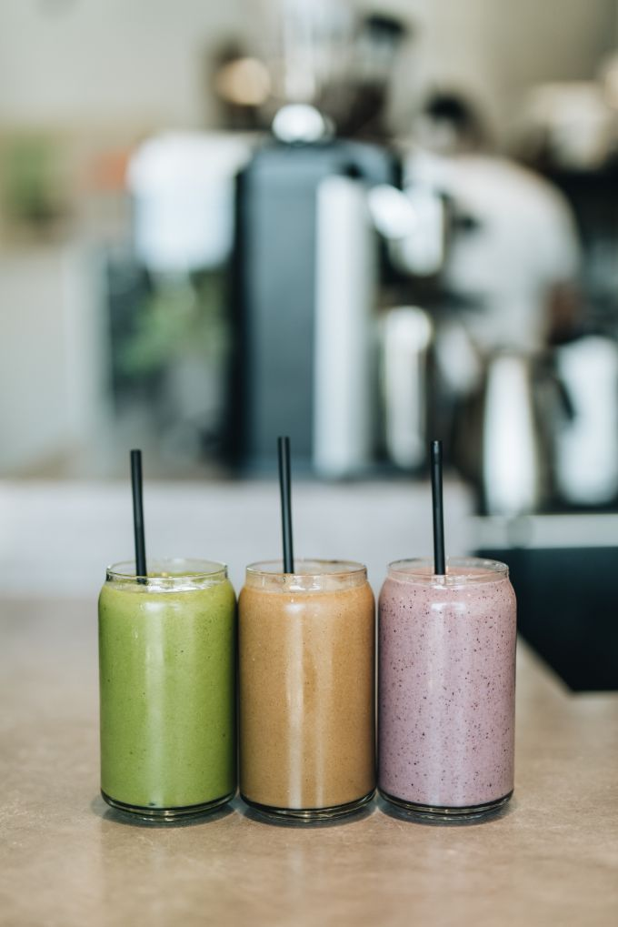 Drink Smoothies
