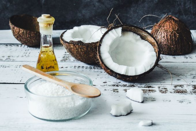 replace some of your cooking fats with coconut oil