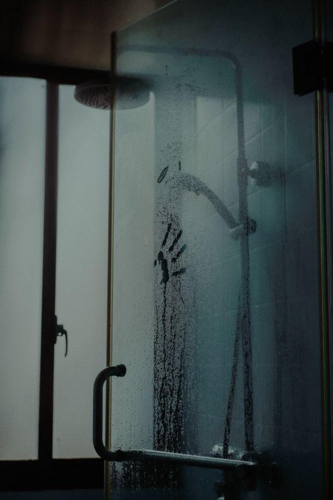 Have a steam shower