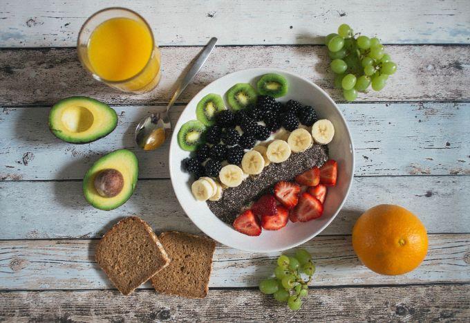 Eat a Water-Rich Diet