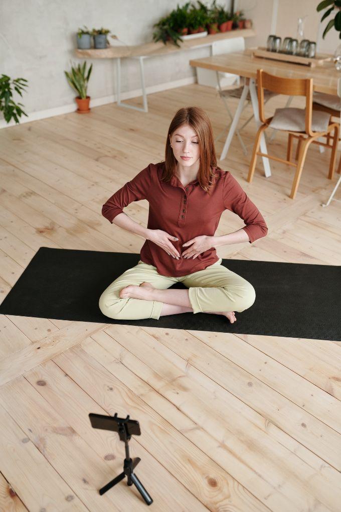 Take a breather to start feeling alert