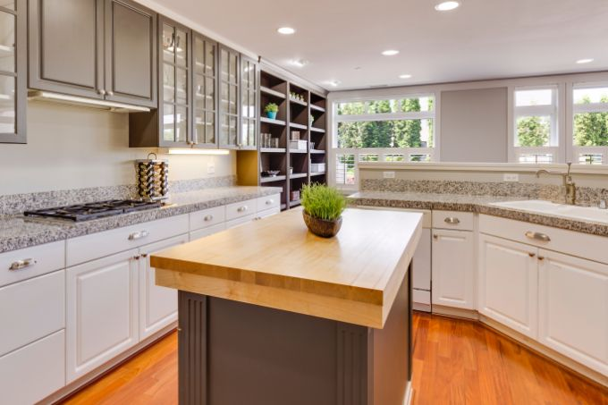 Clean Granite Countertops