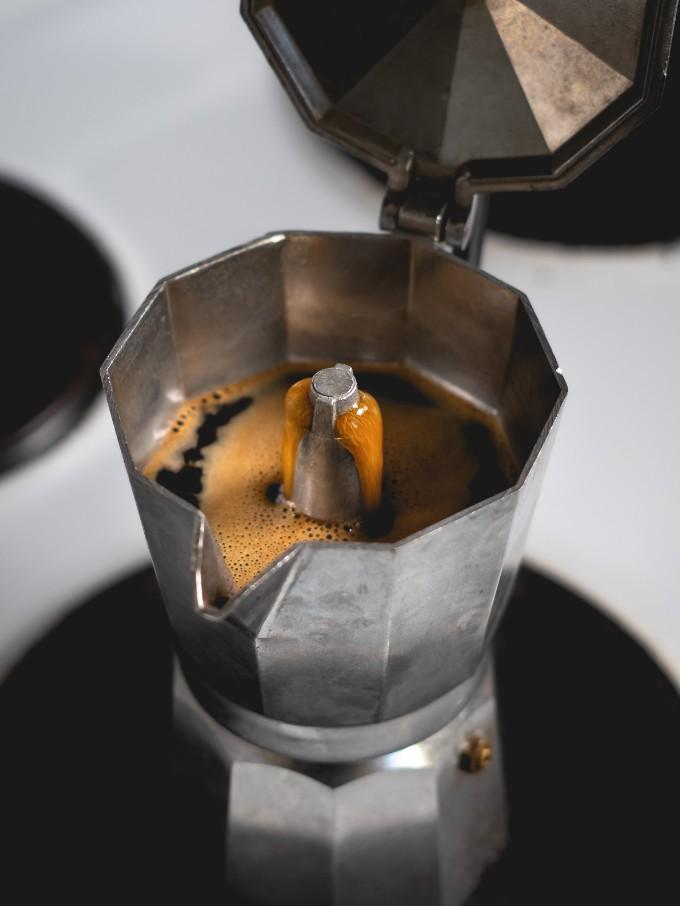 Using a Stovetop Espresso Pot