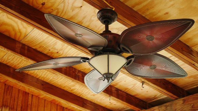 Buy a ceiling fan
