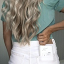 image for topic 'Naturally lighten hair'