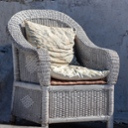 image for topic 'Paint wicker chairs'