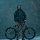 image for topic 'Ride a bike in the winter'
